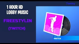 Fortnite - Freestylin Lobby Musik HD *1 STUNDE*