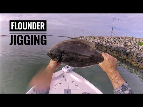 AWESOME First 2019 Flounder Trip! - Chesapeake Bay Flounder Fishing