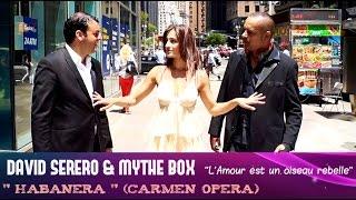 Stephan Solo : David Serero & Mythe box - Habanera (Carmen Opera - 100% VOCAL)