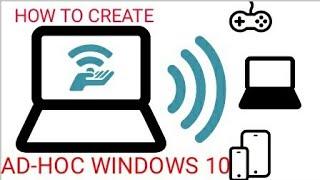 10 windows Ad hoc ağ Oluşturma