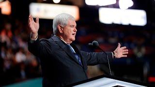 Watch Newt Gingrich