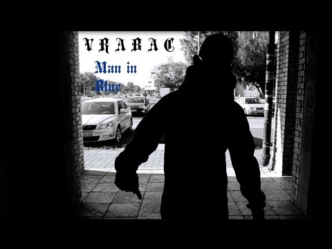 Vrabac - Man in blue