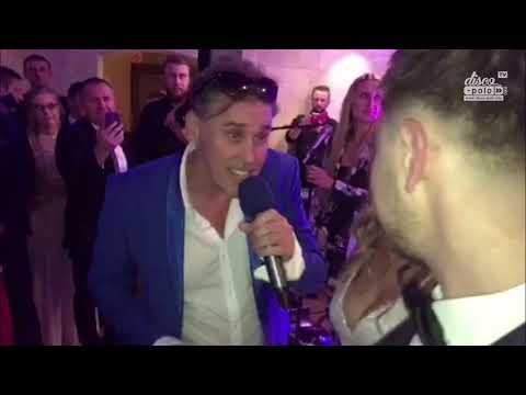 Gwiazda światowego formatu na weselu syna Zenona Martyniuka (Disco-Polo.info)