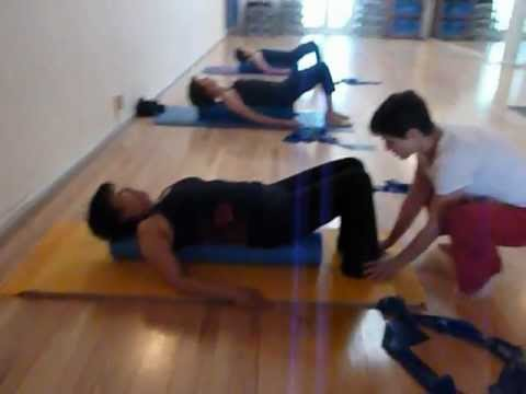 Pilates Mat Class @ Menlo Pilates & Yoga with Fran Philip