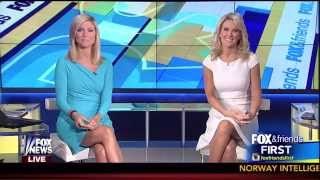 Ainsley Earhardt & Heather Childers 07-24-14