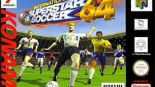 Favorite Video Game Music 020 - International Superstar Soccer 64 - Main Menu