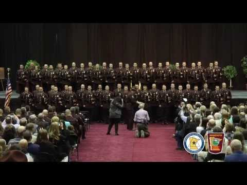 Highlights: Minnesota State Patrol 56th Training Academy Graduation
