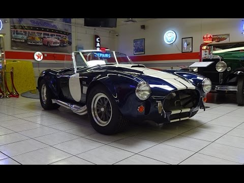 Start up a Real 427 Shelby Cobra from 1965?  Let's do it! on My Car Story with Lou Costabile