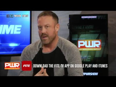 PWR Exclusive: Ken Anderson Discusses Departure from TNA Wrestling