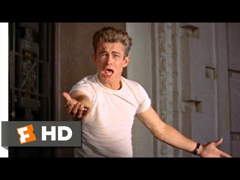 Rebel Without a Cause (1955) - I Got The Bullets! Scene (10/10) | Movieclips