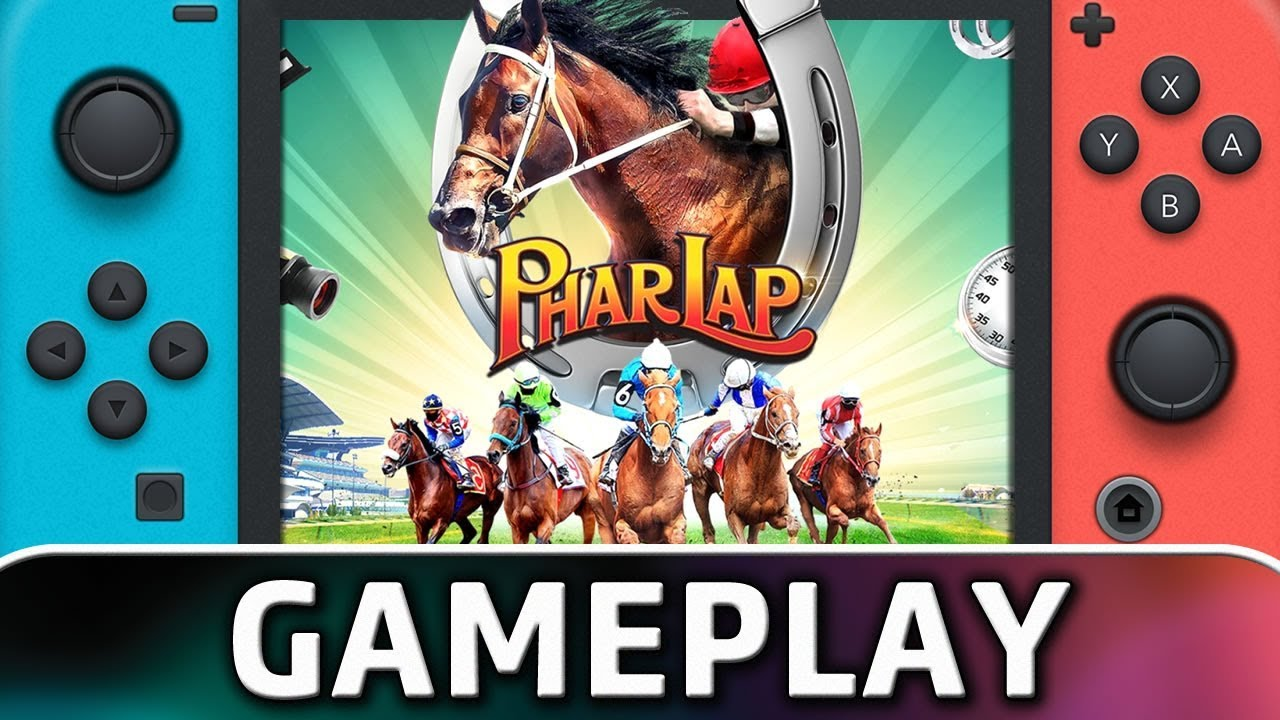 Phar Lap: Horse Racing Challenge | First 15 Minutes on Nintendo Switch