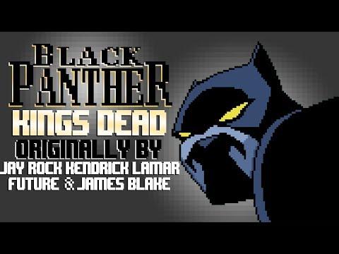 King's Dead [8 Bit Tribute to Jay Rock, Kendrick Lamar, Future, James Blake] - 8 Bit Universe