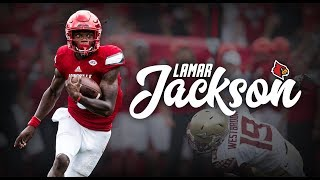Lamar Jackson    The way life goes (remix) Highlights