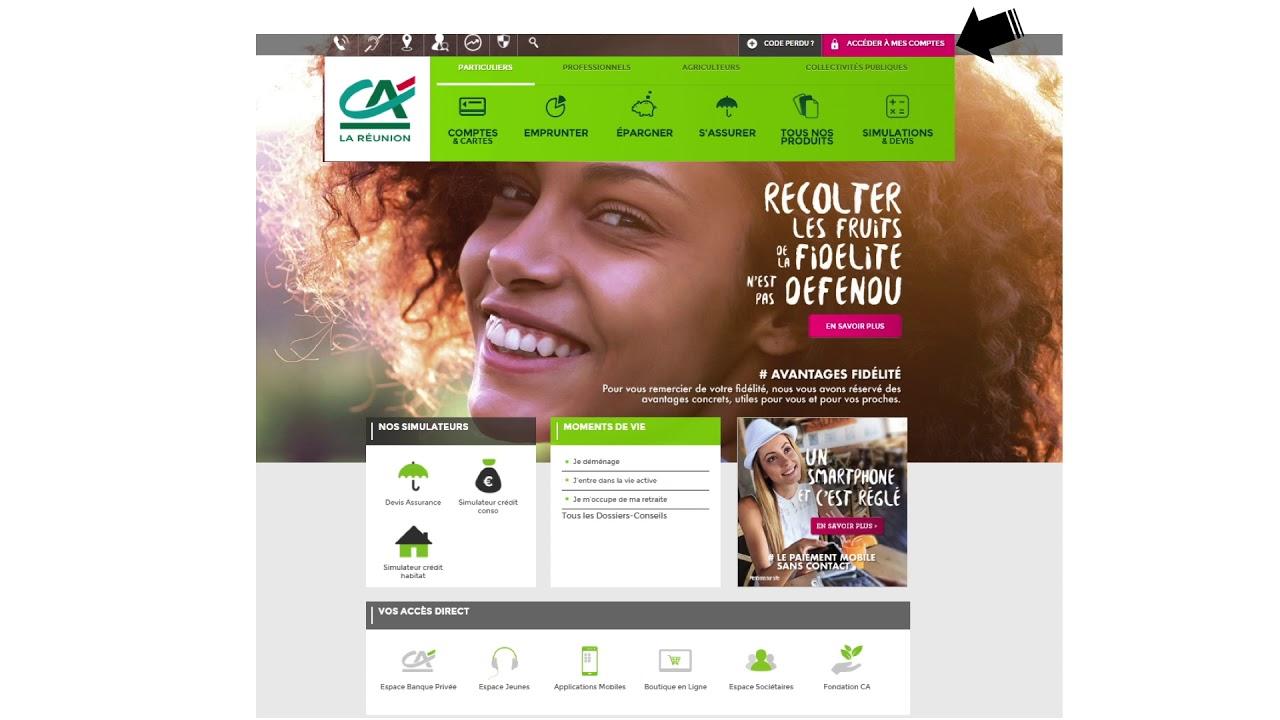 Consulter Ses E Documents Sur L Espace Credit Agricole En Ligne