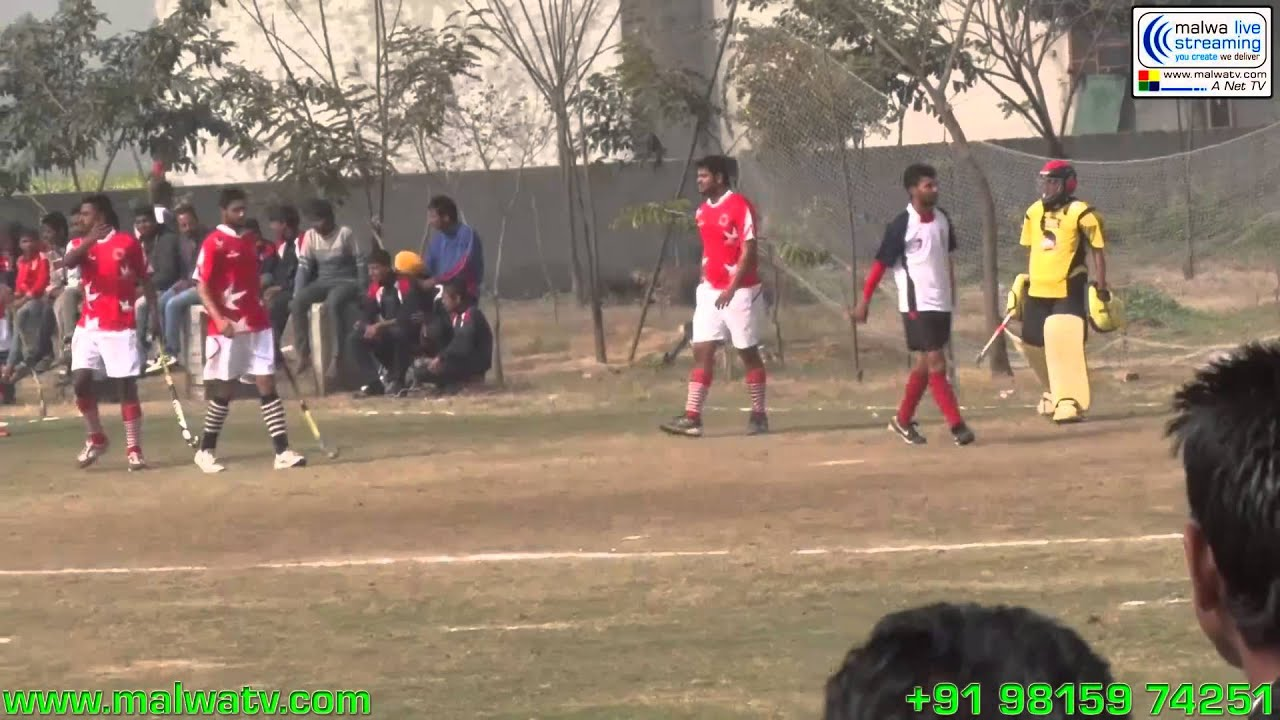 DHOLAN (Jagraon) Kabaddi and Hockey Tournament - 2014, 2nd Feb Part 1st.