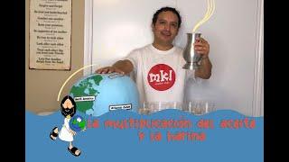 Mundokids   La multiplicación del aceite y la harina   24 de julio, 2020
