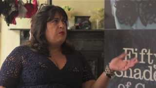 Exclusive interview with E L James - Fifty Shades of Grey by KappAhl Thumbnail