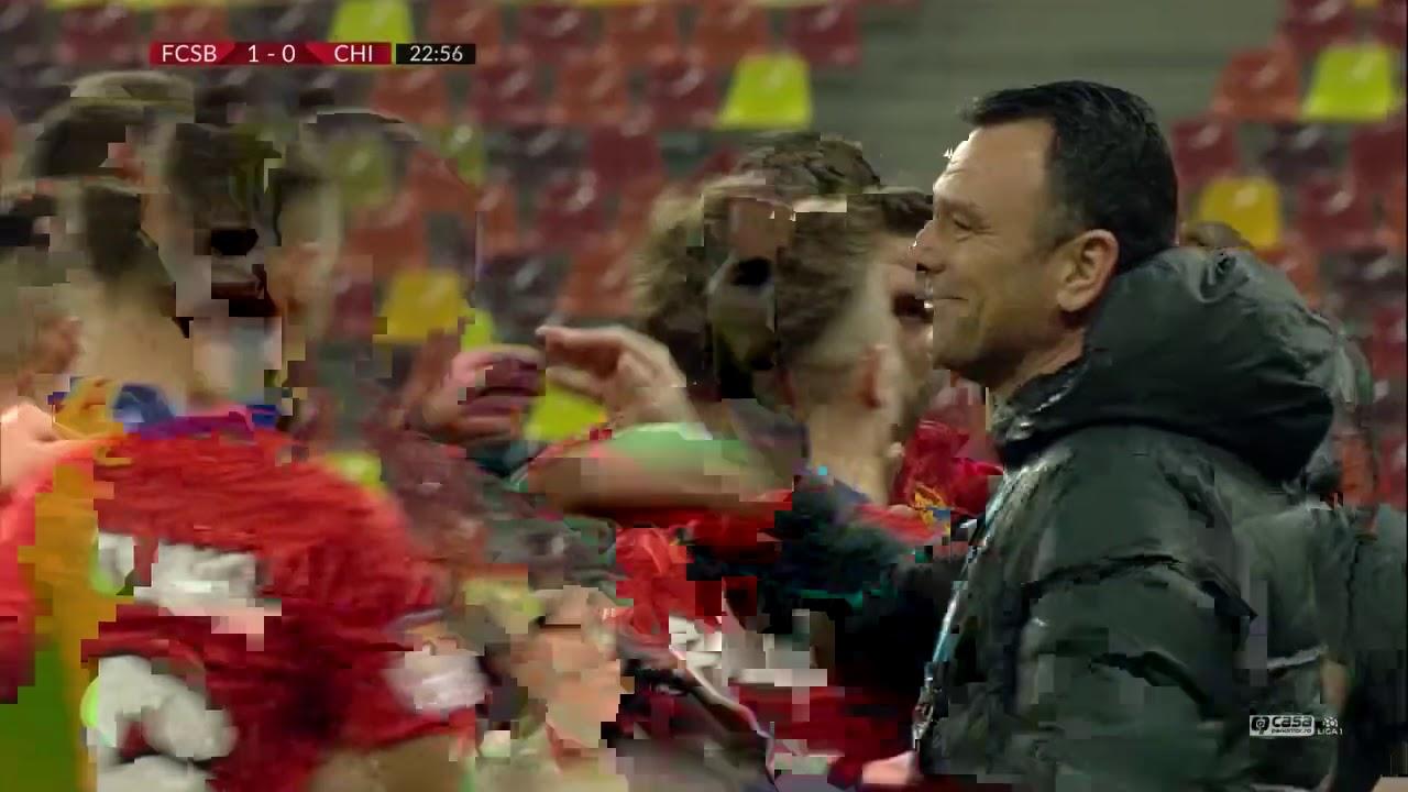 REZUMAT: FCSB - Chindia 1-0. Liderul, victorie după 3 eşecuri la rând