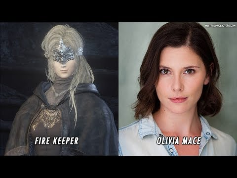 Dark Souls 3 Characters Voice Actors