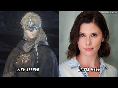 Dark Souls 3 Characters Voice Actors