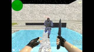 Cs 1.6 knife duel: ZMRDLIFE vs Apoc00Lyptik