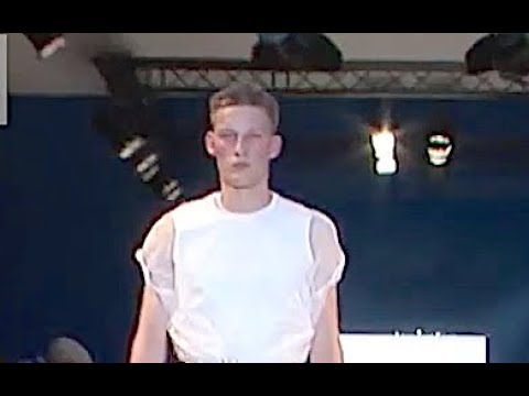 CHRISTIAN LACROIX Spring Summer 2013 Menswear Paris - Fashion Channel