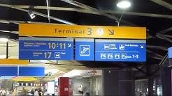 guide AEROPORT LYON ST-EXUPERY mode d'emploi PARKING NAVETTE TERMINAUX AIRPORT