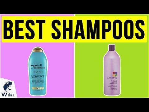 10 Best Shampoos 2020
