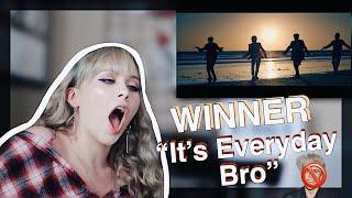 WINNER - 'EVERYDAY' M/V Reaction - Stafaband