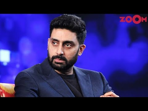 Abhishek Bachchan SPEAKS UP on Pay Parity Issue in the industry! | Bollywood News