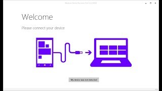Windows Device Recovery Tool Latest Version