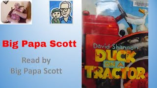 Read Aloud! Duck on a Tractor by David Shannon
