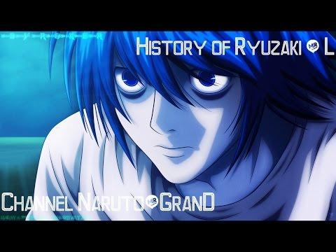 Момент из аниме Death Note   Тетрадь Смерти
