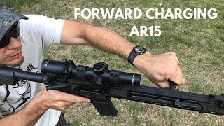 Advantage Arms Forward Charging AR!
