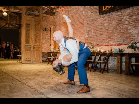 Bride & Groom SURPRISE Swing Dance (with tricks!) - Wedding First Dance from YouTube · Duration:  4 minutes 19 seconds