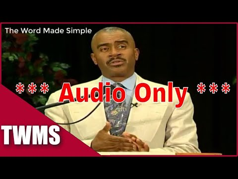 Apostle Gino Jennings - Talks About his Testimony and The First Time he Heard The Voice of Satan