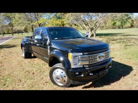 brand new 2018 ford f 450 platinum diesel 4x4 804 new. Black Bedroom Furniture Sets. Home Design Ideas