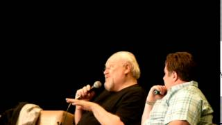 Q & A with Dr Who's Colin Baker