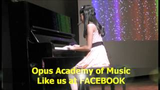 The A Team by Ed Sheeran (Piano) Aneeta Lingam - OPUS