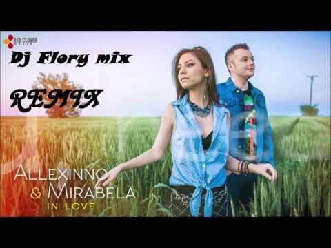 Allexinno & Mirabela-In Love(Remix Dj Flory mix)