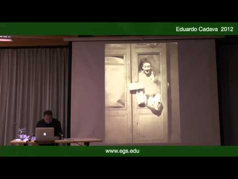 Eduardo Cadava. Paper Graveyards; Nadar's Memoir. 2012