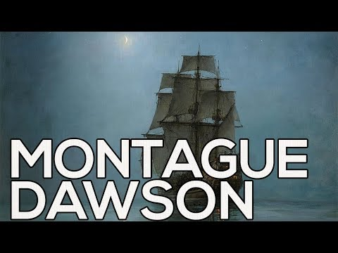 Montague Dawson: A collection of 211 paintings (HD)