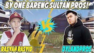 Download lagu DITANTANG SULTAN DYLAND PROS BY 1! SIAPAKAH YANG MENANG! - GARENA FREE FIRE INDONESIA