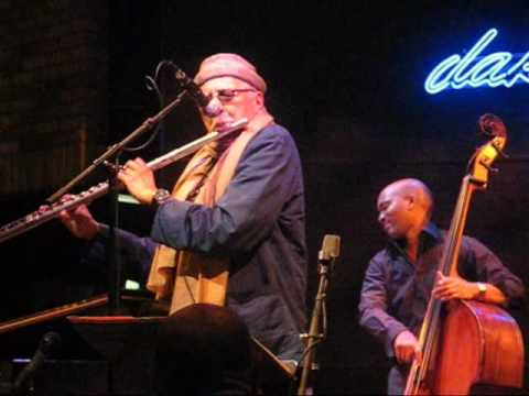 Charles Lloyd flute solo, Dakota Jazz Club