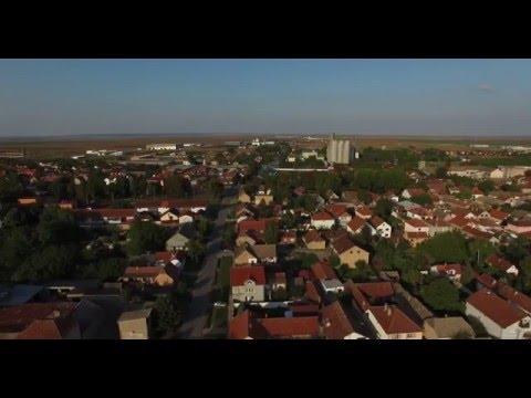 Indjija, Serbia 4k - August 2015