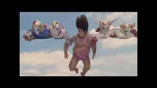 Comedy as hell - Ultraman 2009 retro re ...