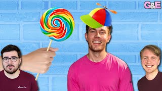 Taking Candy From A Jakey - The Gus & Eddy & NakeyJakey Podcast