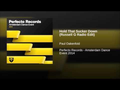 Hold That Sucker Down (Russell G Radio Edit)