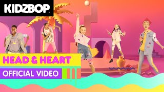 KIDZ BOP Kids - Head & Heart (Official Music Video)