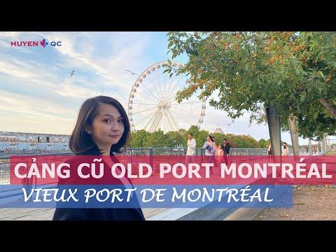 Cảng cũ Old Port Montreal Quebec Canada | Le vieux port de Montréal - #7